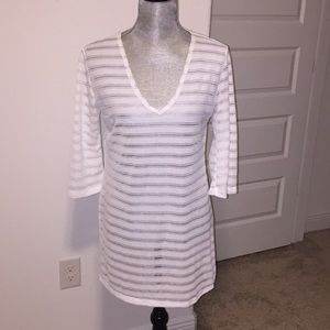 Swim cover up size small